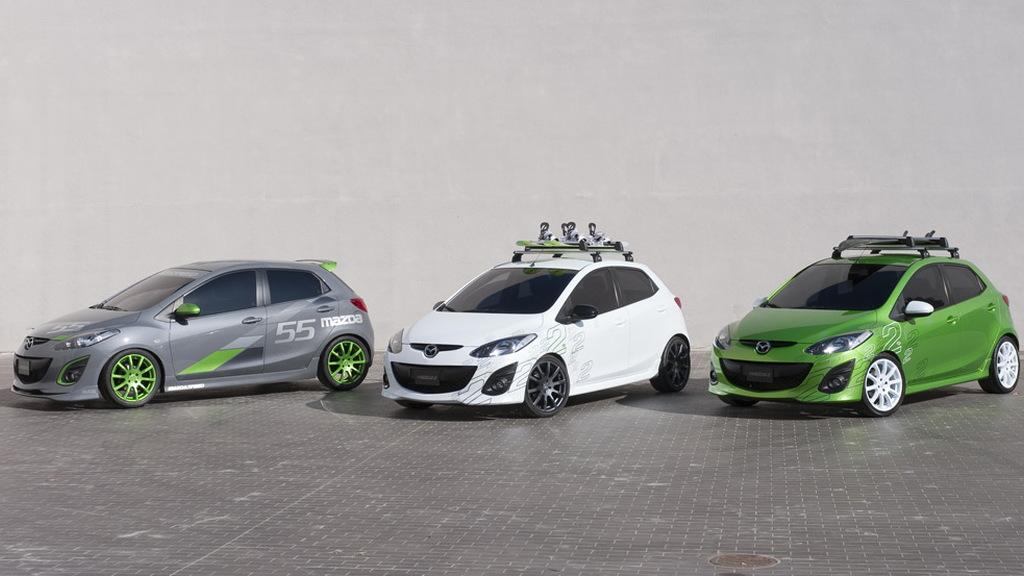 Mazda2 Concept Car