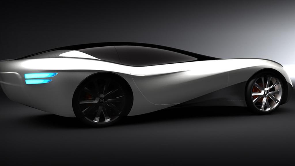 Bentleys of the future design concepts