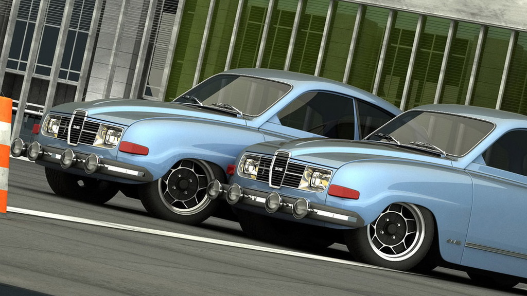 2010 Saab Custom 1968