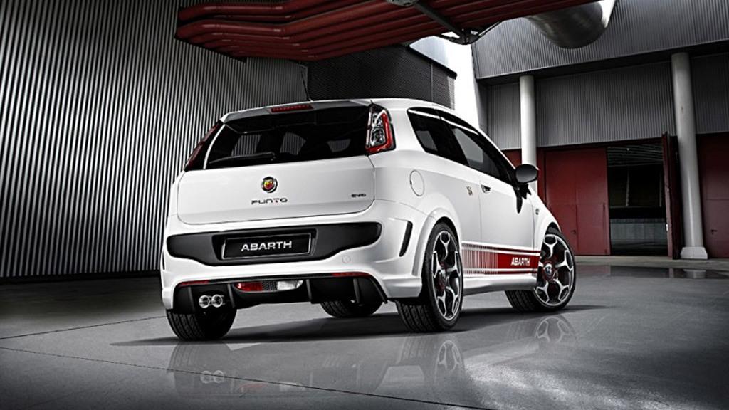 Abarth Fiat Punto Evo