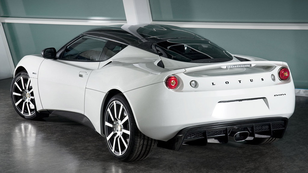 2010 Lotus Evora Carbon Concept