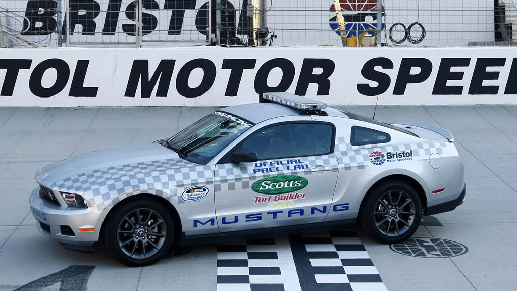 2011 Ford Mustang 1000 Lap Challenge