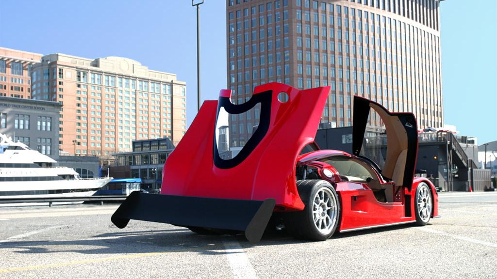 2010 Rapier SL-C Superlite Coupe