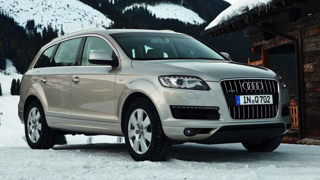 2011 Audi Q7 Preview