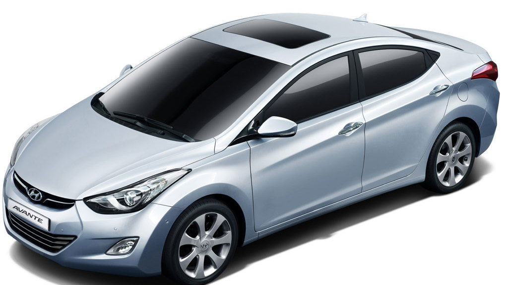 2011 Hyundai Elantra preview