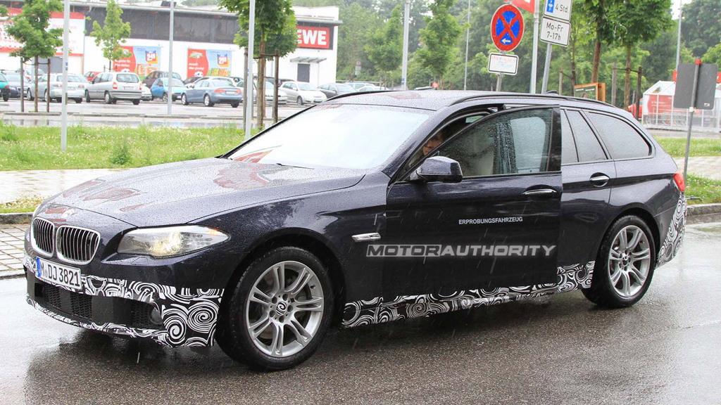 2011 BMW 5-Series M Sport Package