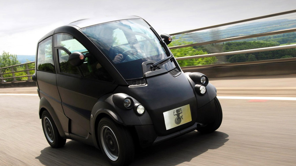 Gordon Murray Design T25 Minicar