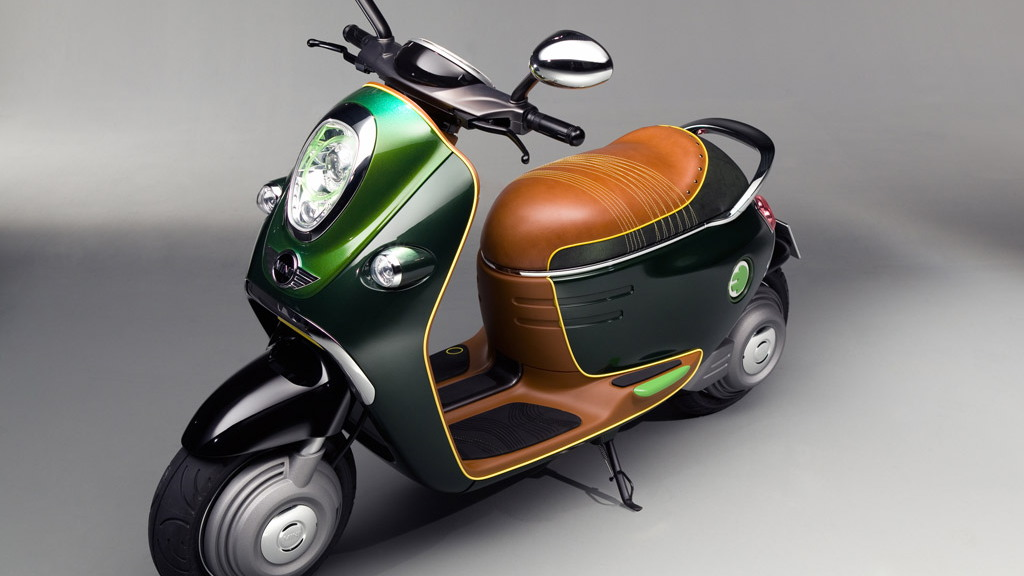 2010 MINI Scooter E Concept