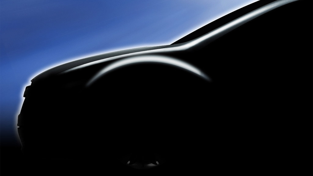 "2010 Subaru ""Confidence In Motion"" Concept teaser"