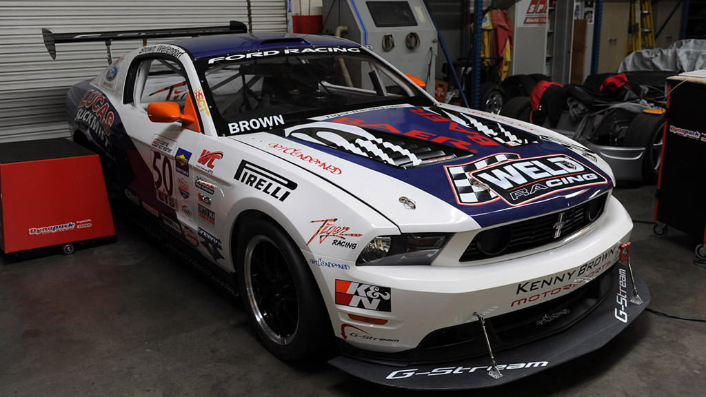 Ford Racing Mustang Boss 302S