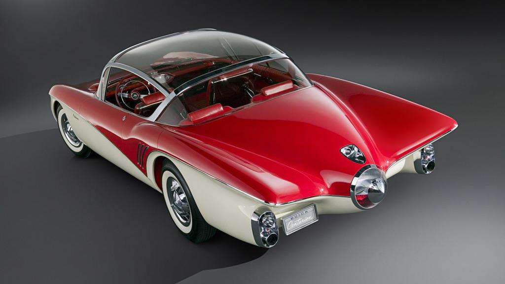 1956 Buick Centurion Motorama Dream Car