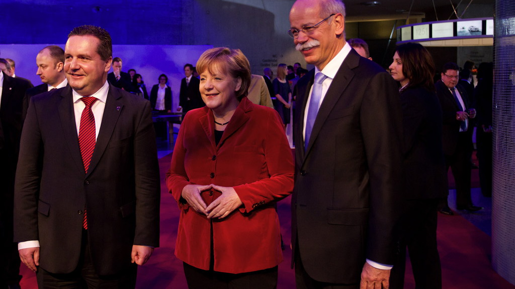 Daimler celebrates 125th anniversary of the automobile