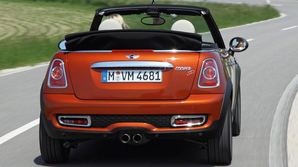 2011 MINI Cooper Convertible SD