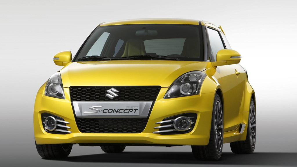 2011 Suzuki Swift S-Concept
