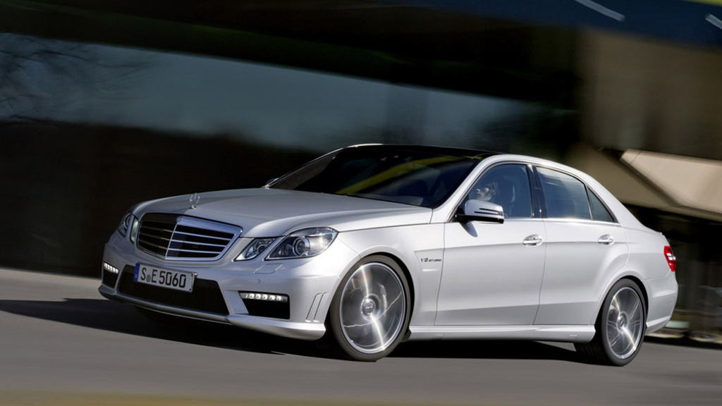 2012 Mercedes Benz E63 Amg Gets Twin Turbo 5 5 Liter V 8 2011 New