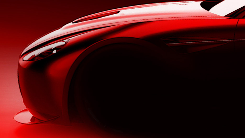 Aston Martin and Zagato tease new coachbuilt race car