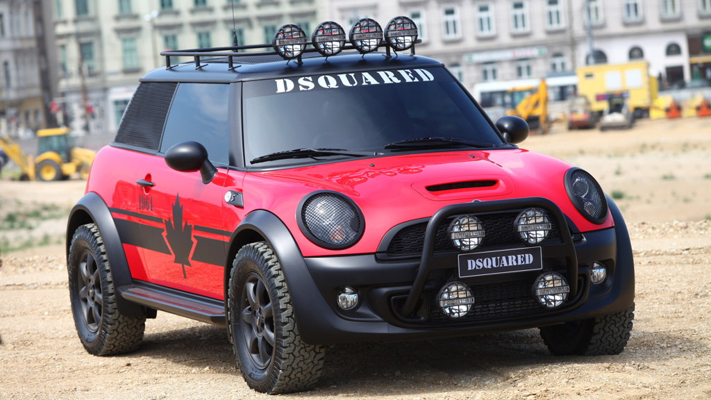 MINI Red Mudder By DSQUARED2
