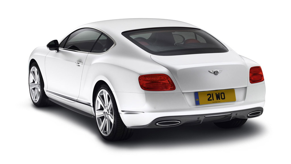 Bentley Continental GT Mulliner Styling Specification