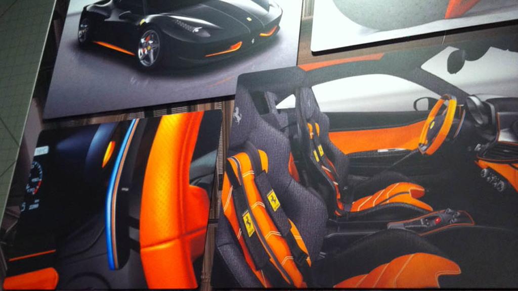 Ferrari previews new customization program