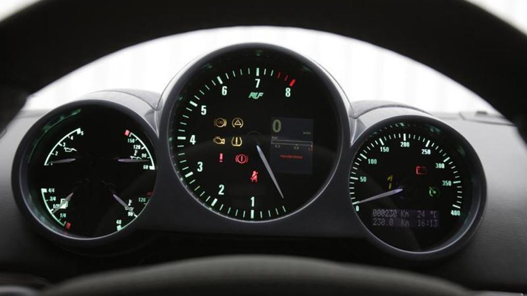 Ruf CTR 3 supercar