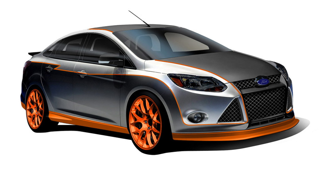2012 Ford Focus by Capaldi Racing