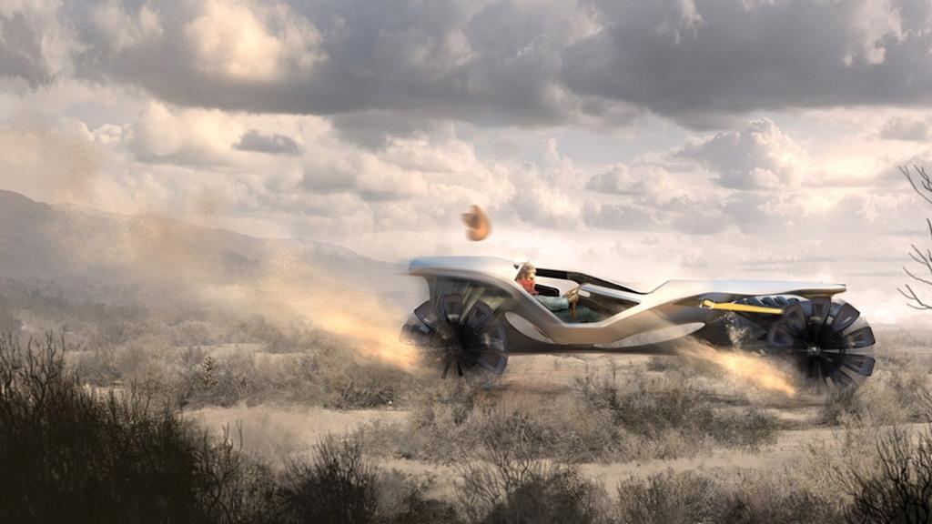 Honda IH Concept - 2011 Los Angeles Auto Show Design Challenge