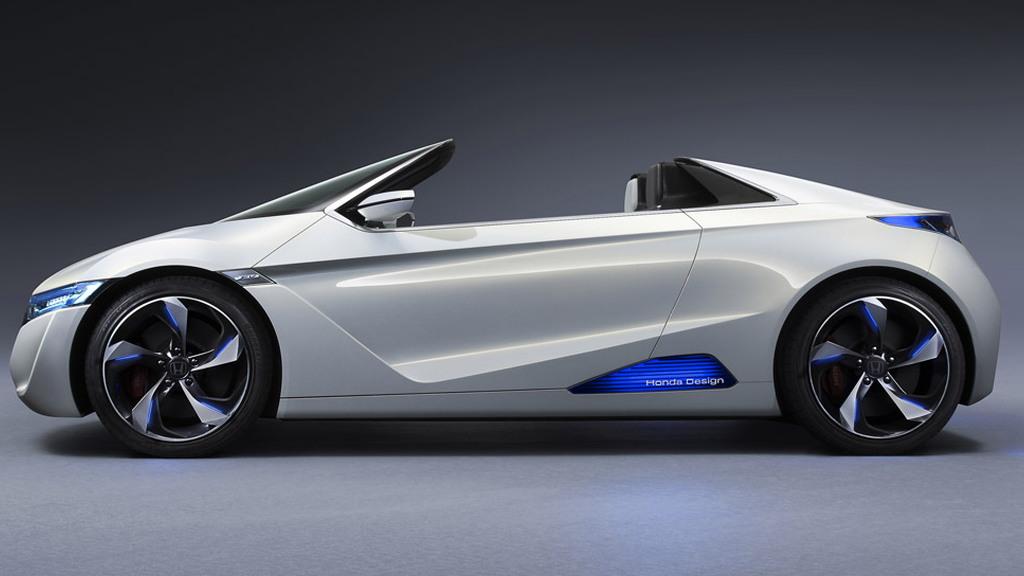 2011 Honda EV-STER Concept