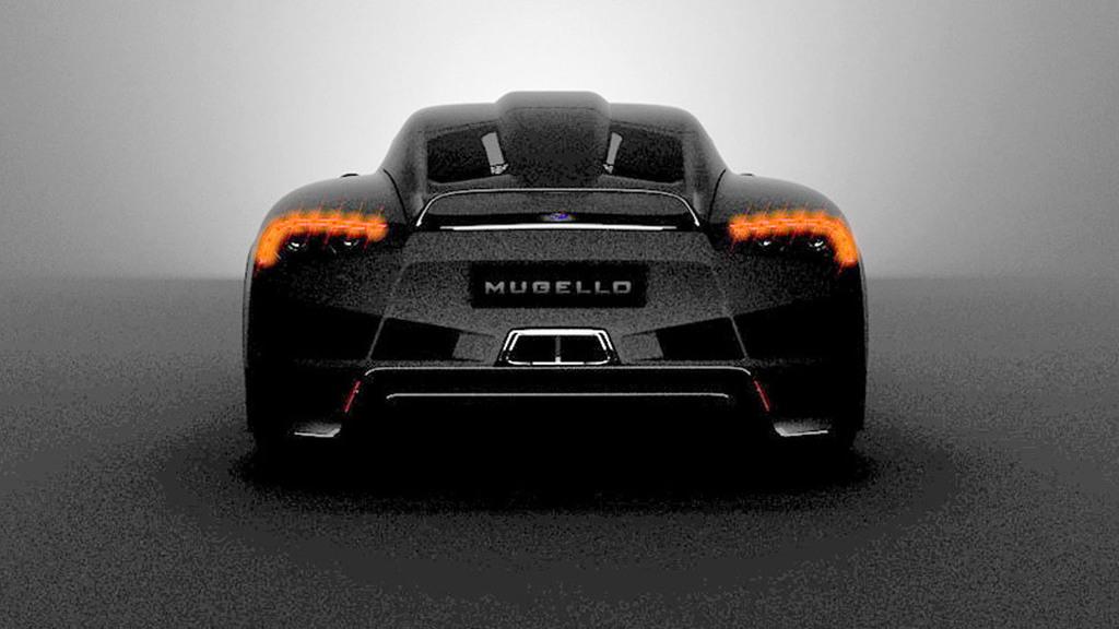 F&M Mugello supercar teaser