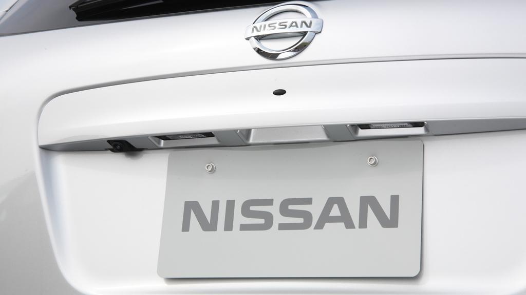 Nissan Multi-Sensing camera system