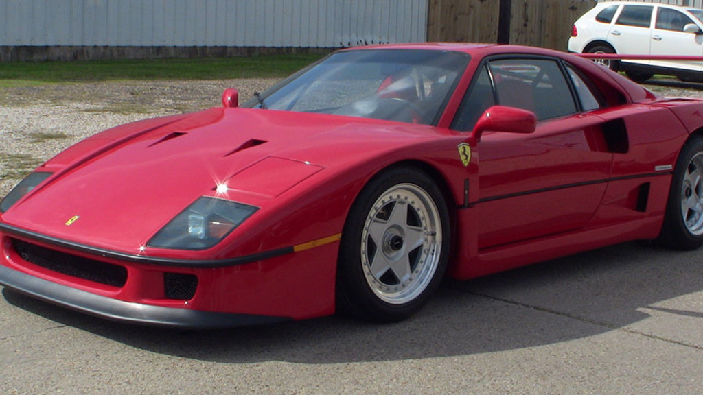 Ferrari F40 For Sale >> Ebay Watch Ferrari F40 With Buy It Now Price Of 595 000