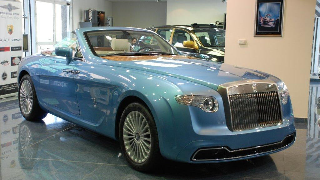 The Pininfarina Hyperion