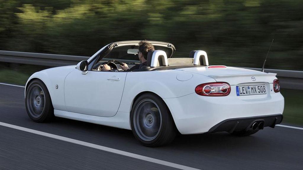 2012 Mazda MX-5 Yusho Concept