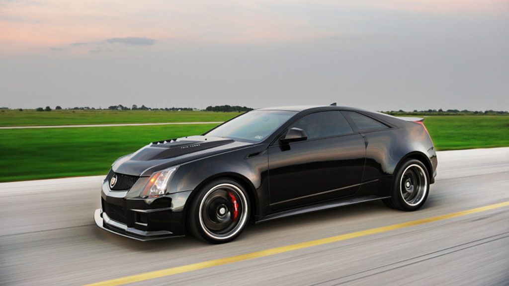 2017 Hennessey Vr1200 Twin Turbo Cadillac Cts V Coupe