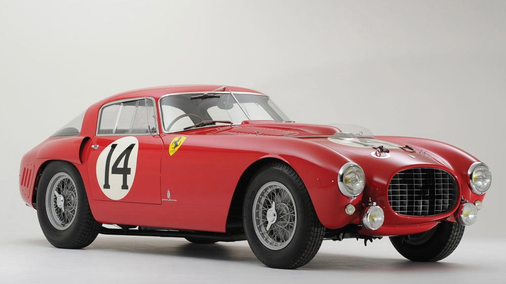 1953 Ferrari 340/375 MM Berlinetta 'Competizione'