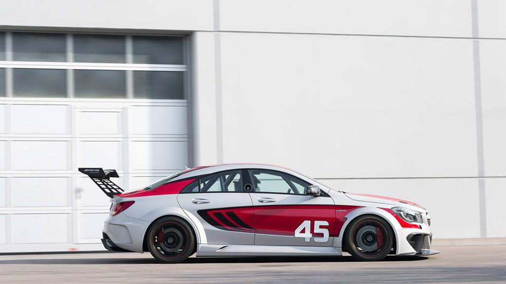 Mercedes-Benz CLA45 AMG Racing Series, 2013 Frankfurt Auto Show