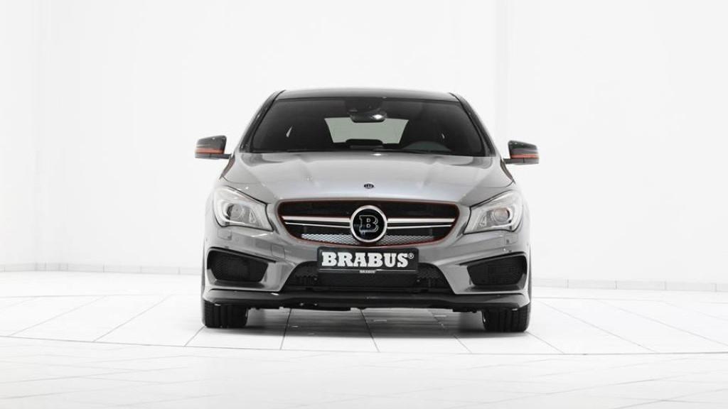 BRABUS Mercedes-Benz CLA 45 AMG