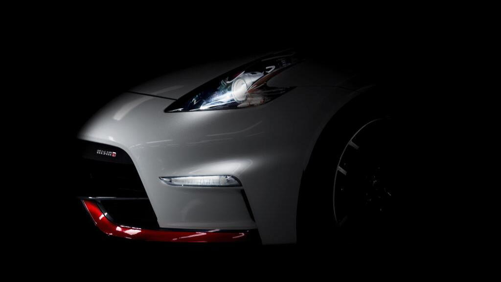 NISMO global product debut teaser image