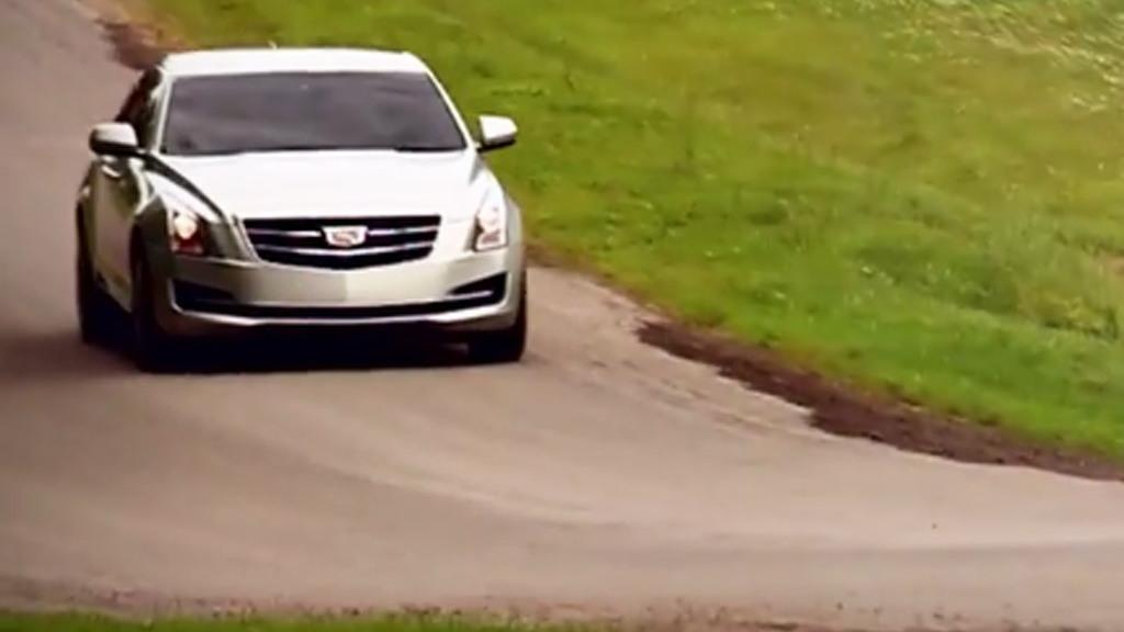 2015 Cadillac ATS (Image via Fall Light Productions)