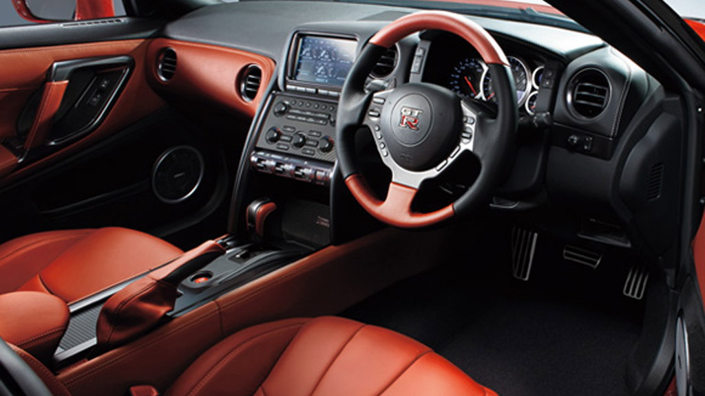 2015 Nissan GT-R Premium Edition (Japanese spec)
