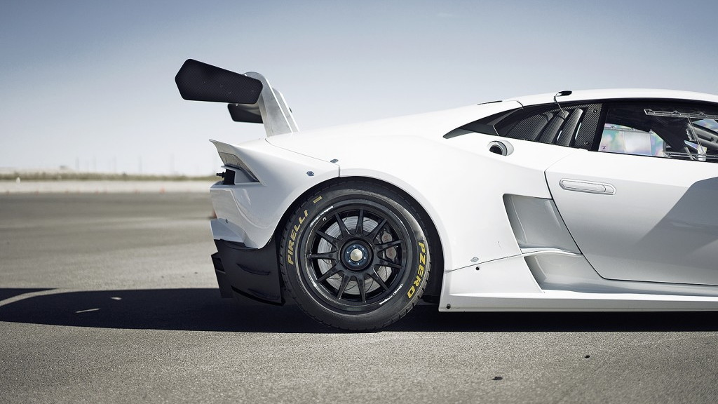 2015 Lamborghini Huracán LP 620-2 Super Trofeo North American delivery - Image via Jordan Shiraki