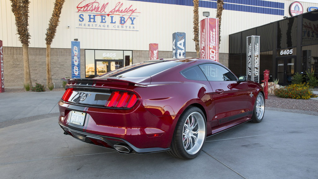 2015 Ford Shelby Super Snake
