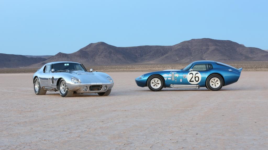 50th Anniversary Shelby Cobra Daytona Coupe