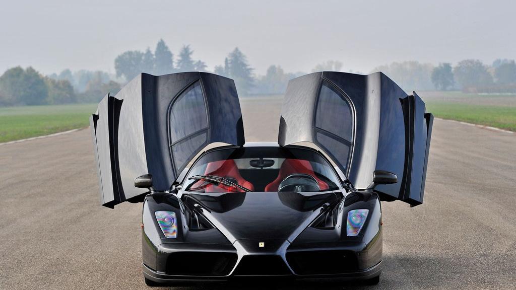 2004 Ferrari Enzo chassis #135564 - Image via RM Auctions