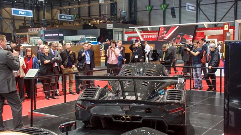 RXC Turbo 500R, 2016 Geneva Motor Show