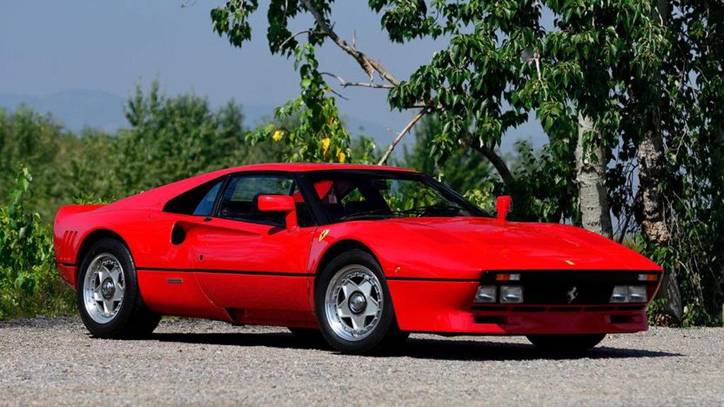 1985 Ferrari 288 GTO - Image via Mecum Auctions