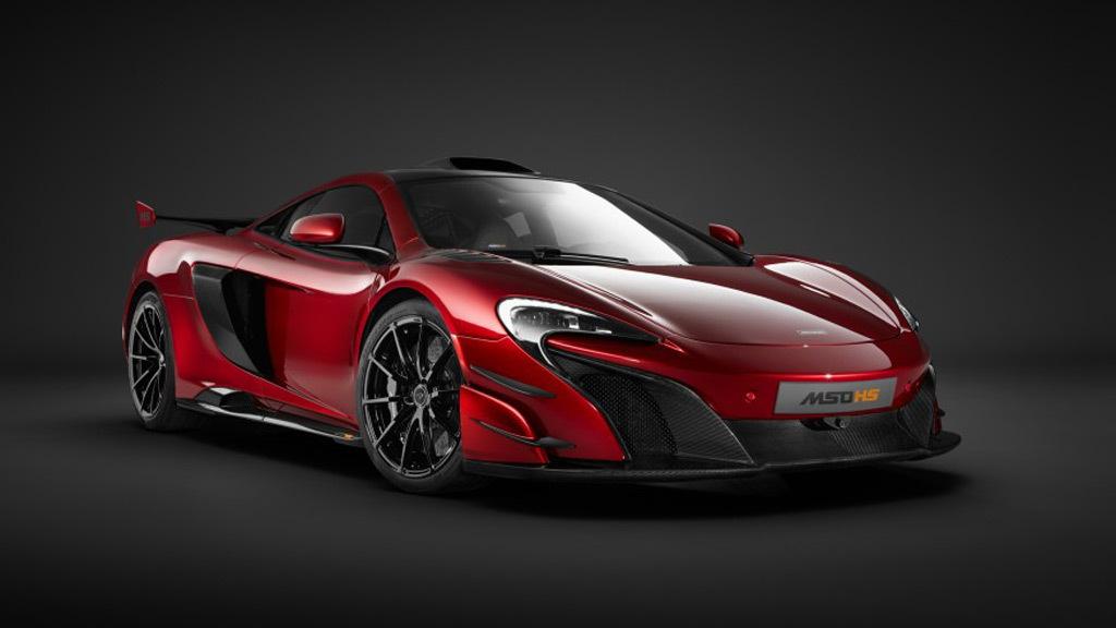 2017 McLaren MSO HS