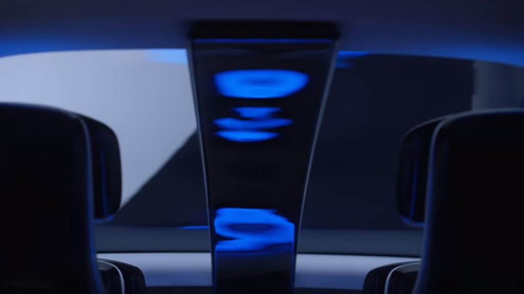 Teaser for Mercedes-Benz electric car concept debuting at 2016 Paris auto show