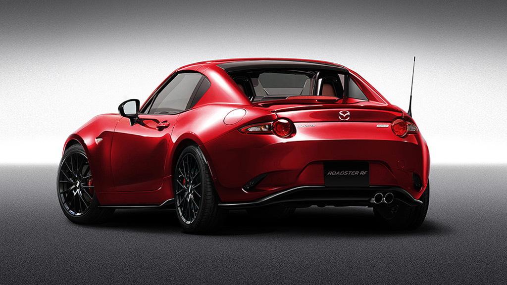 2017 Mazda MX-5 Miata RF Custom Style concept, 2017 Tokyo Auto Salon