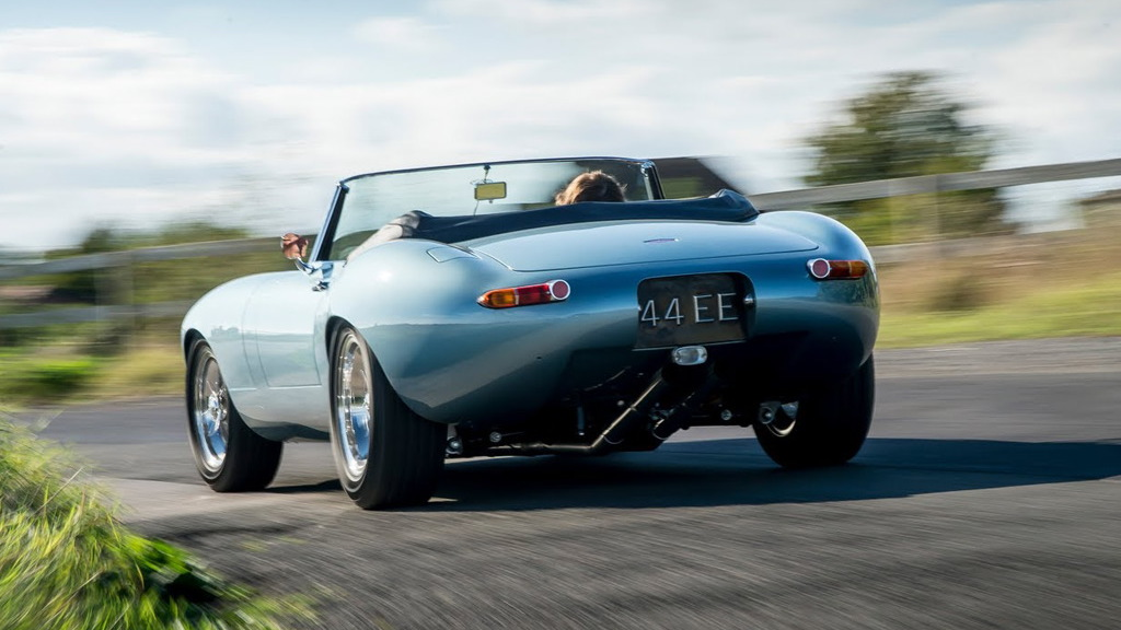 Eagle Adds Spyder Gt To Its List Of Beautiful Bespoke Machines