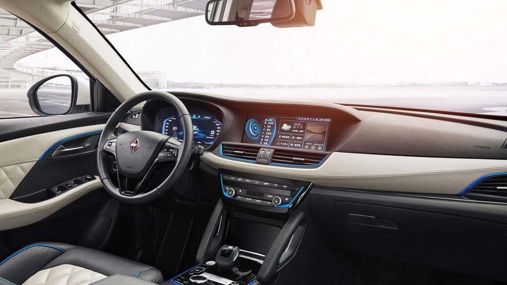 2019 Borgward BXi7